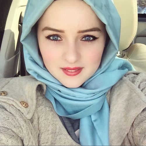 بالصور صور بنات محجبات , سموا لما تشوفها بحجابها منورة 31 7