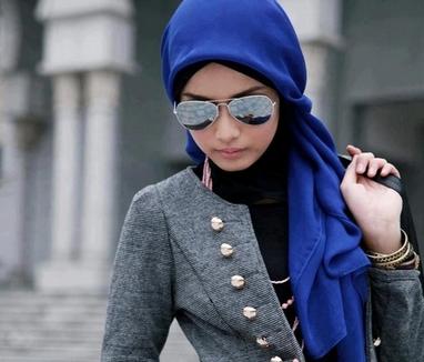 بالصور صور بنات محجبات , سموا لما تشوفها بحجابها منورة 31