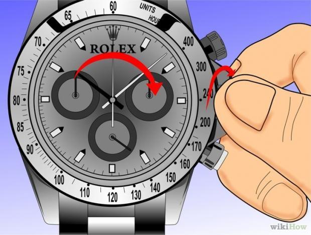 بالصور الفرق بين الساعة الاصلية والتقليد , امور تراعي لتميز بين الساعات الاصلي والمزيفه 166 1