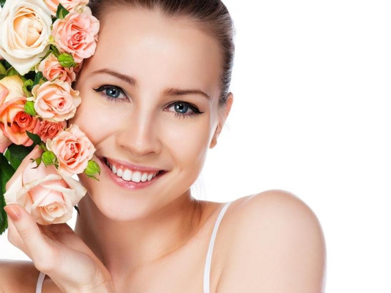 صوره قناع الوجه للعروس , للعروسه خلطه تجعل بشرتك ورديه
