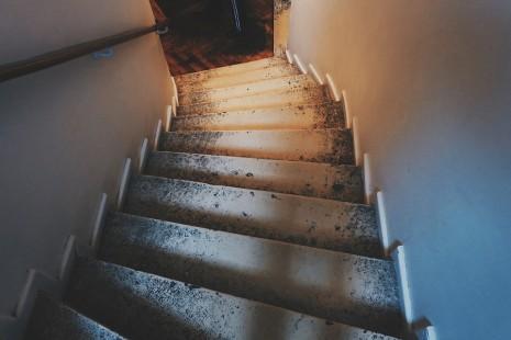 صوره رؤية الدرج في المنام , تفسير السلم في منامك
