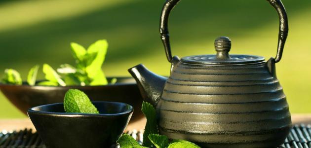 بالصور هل الشاي الاخضر يشرب قبل الاكل ام بعده , الوقت المناسب لتناول الشاي الاخضر 385 1
