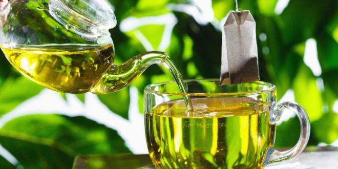 صور هل الشاي الاخضر يشرب قبل الاكل ام بعده , الوقت المناسب لتناول الشاي الاخضر