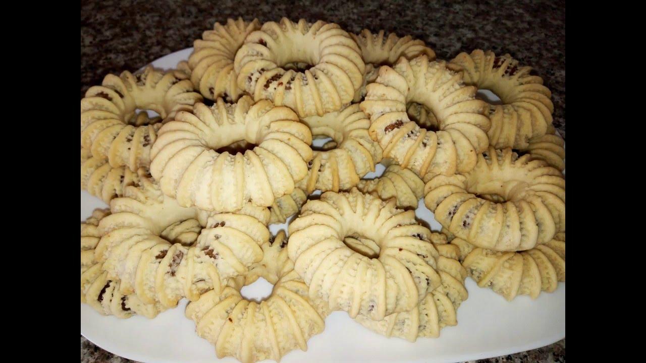بالصور طريقة تحضير حلويات سهلة , اسهل واسرع حلويات لاسرتك 1412 1