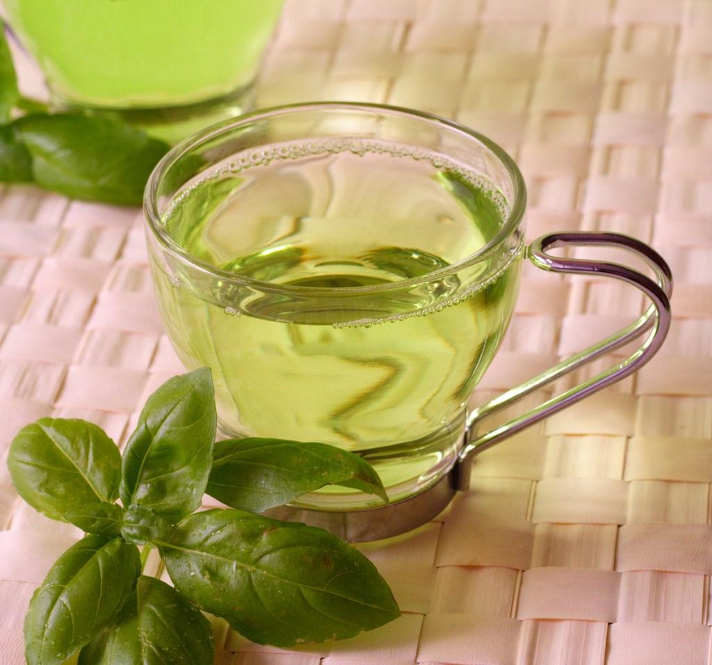صورة طريقة عمل الشاي الاخضر , تحضير مشروب الشاي الاخضر