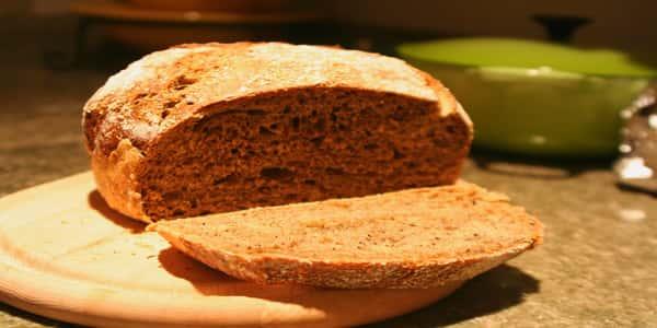 صورة طريقة عمل خبز الشعير , كيفية تحضير اسهل طريقة لخبز الشعير