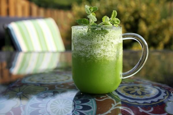 صورة فوائد عصير الليمون بالنعناع , تعرف على اهم فوائد مشروب النعناع بالليمون