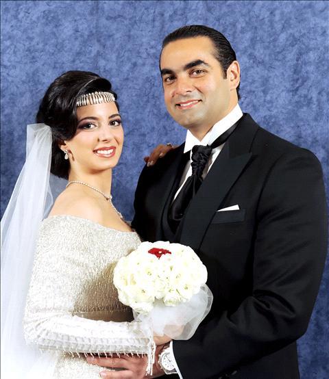 بالصور حفل زفاف الملك عبدالله الثاني على هند الحريري , مراسم الاحتفال المبهرة