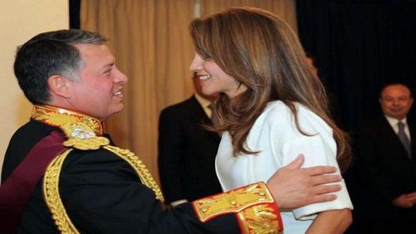 صوره حفل زفاف الملك عبدالله الثاني على هند الحريري , مراسم الاحتفال المبهرة
