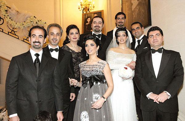 بالصور حفل زفاف الملك عبدالله الثاني على هند الحريري , مراسم الاحتفال المبهرة 378 2
