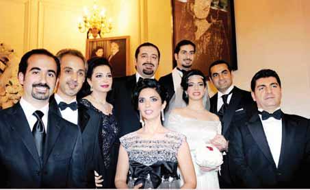 بالصور حفل زفاف الملك عبدالله الثاني على هند الحريري , مراسم الاحتفال المبهرة 378 6