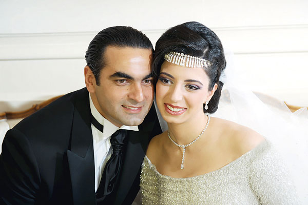 بالصور حفل زفاف الملك عبدالله الثاني على هند الحريري , مراسم الاحتفال المبهرة 378