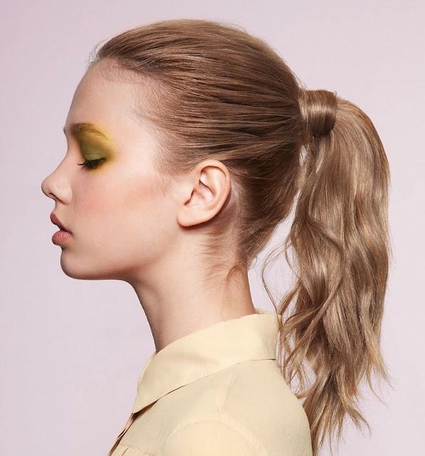 بالصور اجمل انواع تسريحات رفع الشعر , تسريحة شعر للبنات الجميلة 535 5