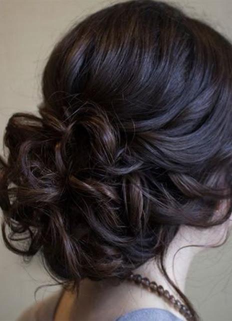 بالصور اجمل انواع تسريحات رفع الشعر , تسريحة شعر للبنات الجميلة 535 6