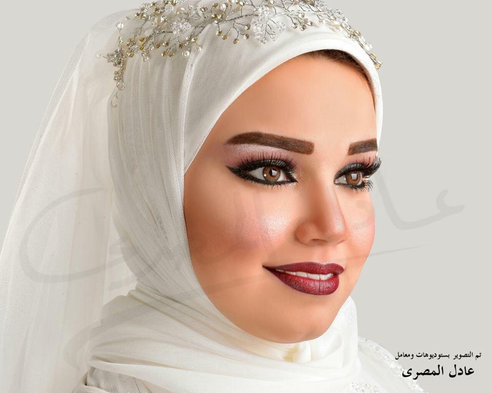 بالصور حصرى مكياج عادل المصرى وليلى المصرى , اجمل صور ميك اب رائع 537 1