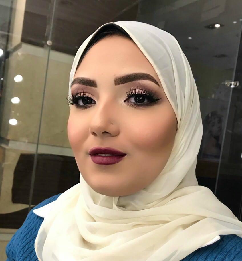 بالصور حصرى مكياج عادل المصرى وليلى المصرى , اجمل صور ميك اب رائع 537 6