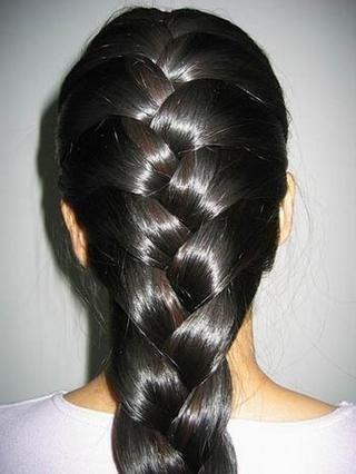 صورة ورق السدر و ورق النبق لتطويل الشعر وكثافته , خلطة طبيعية للشعر القصير