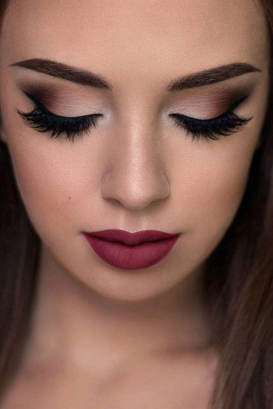 بالصور رسم عيون جميلة جدا , اجمل مكياج للعيون 546 1