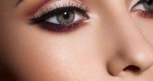 صوره رسم عيون جميلة جدا , اجمل مكياج للعيون