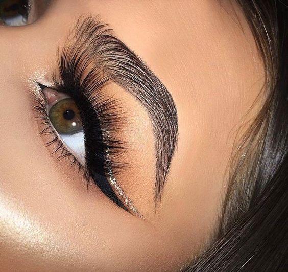 بالصور رسم عيون جميلة جدا , اجمل مكياج للعيون 546 5
