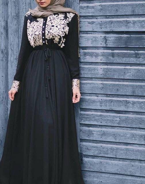 بالصور احدث ملابس المحجبات صيف 2019 , ازياء خلال فصل الصيف للمحجبة 549 6