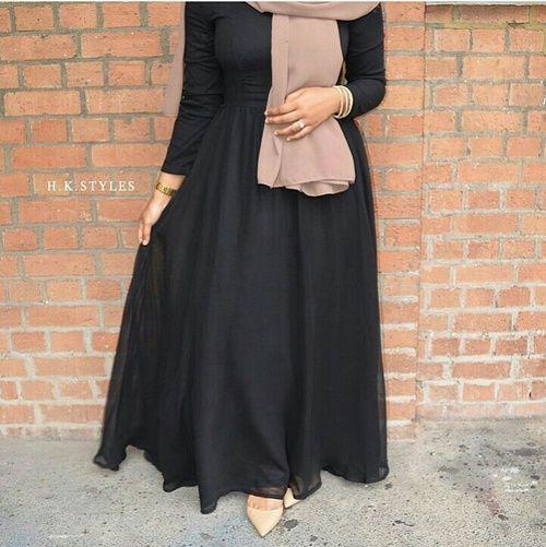 بالصور احدث ملابس المحجبات صيف 2019 , ازياء خلال فصل الصيف للمحجبة 549 8