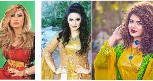 صوره موديلات ملابس كردية 2018 , اجمل ازياء من كردستان العراق رائعة