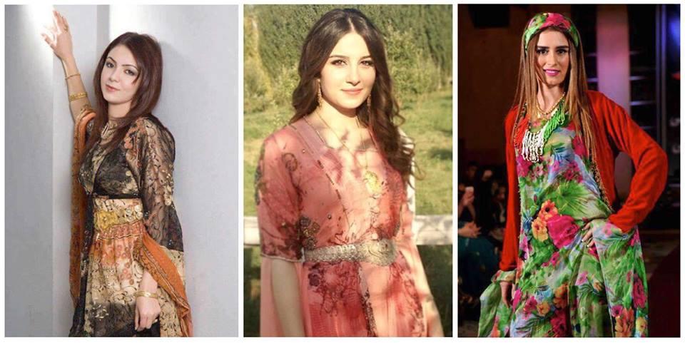 بالصور موديلات ملابس كردية 2019 , اجمل ازياء من كردستان العراق رائعة 550 2