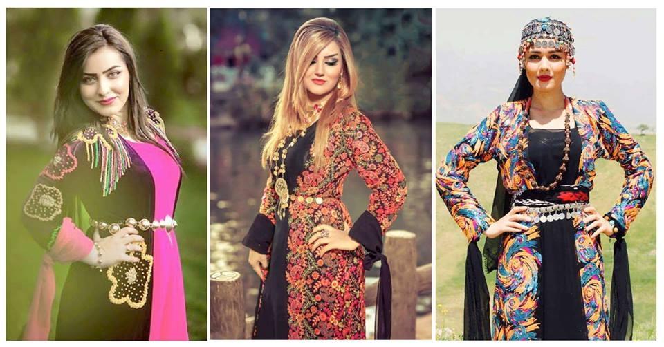بالصور موديلات ملابس كردية 2019 , اجمل ازياء من كردستان العراق رائعة 550 3