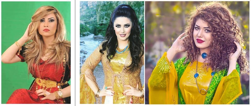 بالصور موديلات ملابس كردية 2019 , اجمل ازياء من كردستان العراق رائعة 550
