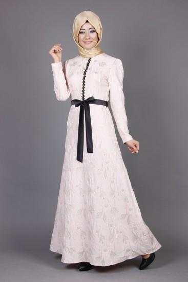 بالصور موديلات حجابات تركية صيفية , اجمل ستايل ملابس نسائية 553 4