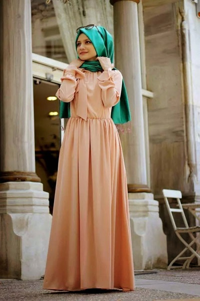 بالصور موديلات حجابات تركية صيفية , اجمل ستايل ملابس نسائية 553 6