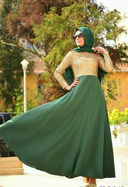 بالصور موديلات حجابات تركية صيفية , اجمل ستايل ملابس نسائية 553 7