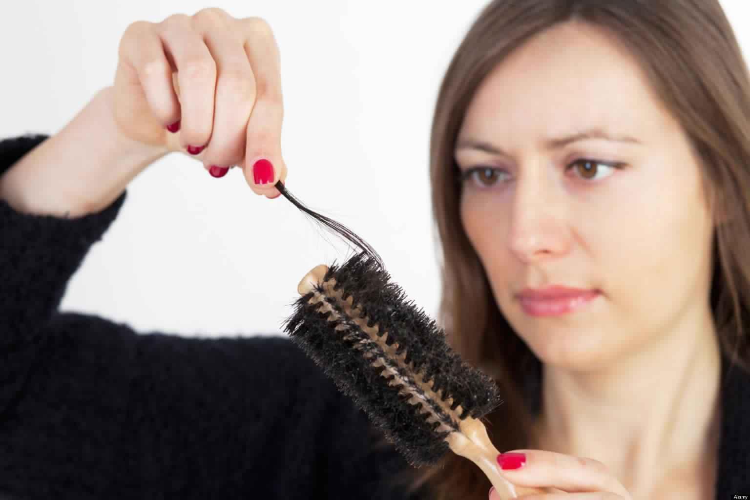 صورة البيض يحل مشكلات شعرك , خلطة لتساقط و تنعيم الشعر