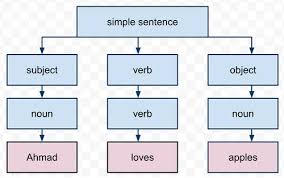 صورة ترتيب الجملة الانجليزية , كيفيه ترتيب الجمله الانجليزيه بطريقه سهله