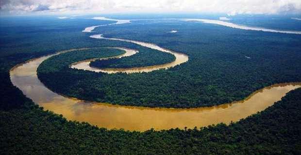 بالصور اطول واشهر انهار العالم من 7 حروف , تعجب وانبهر من طول هذا النهر 579 1