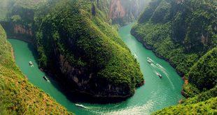 صورة اطول واشهر انهار العالم من 7 حروف , تعجب وانبهر من طول هذا النهر