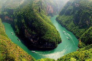 صوره اطول واشهر انهار العالم من 7 حروف , تعجب وانبهر من طول هذا النهر