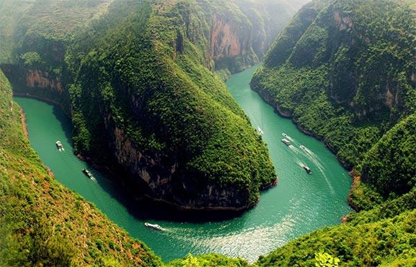 بالصور اطول واشهر انهار العالم من 7 حروف , تعجب وانبهر من طول هذا النهر 579