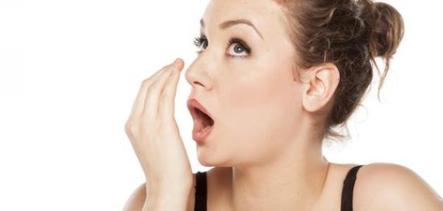 صورة علاج رائحة الفم الكريهة عند الاستيقاظ من النوم , بعض الطرق العلاجيه للتخلص من روائح الفم