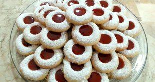 صوره حلويات اقتصادية جزائرية سهلة , طريقة عمل حلويات بسيطة