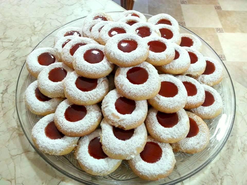 صور حلويات اقتصادية جزائرية سهلة , طريقة عمل حلويات بسيطة