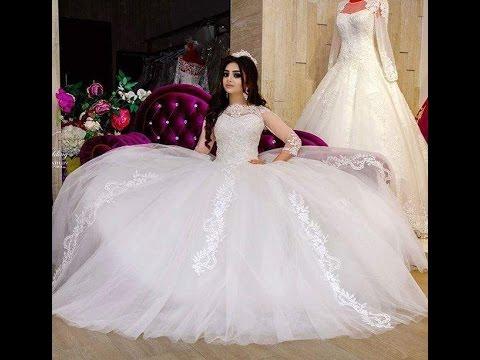 صور احلى فساتين زفاف , صور اجمل فساتين افراح