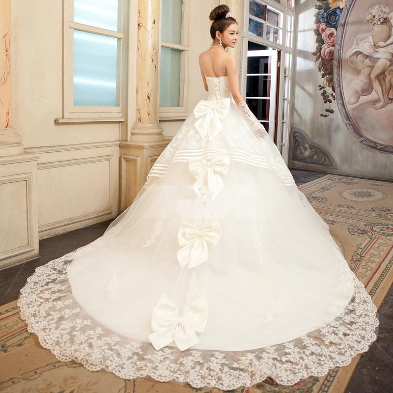 4346e1f70 احلى فساتين زفاف , صور اجمل فساتين افراح - افضل جديد