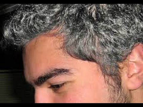 صورة الشعر الابيض في الحلم , تفسير حلم الشعر الابيض