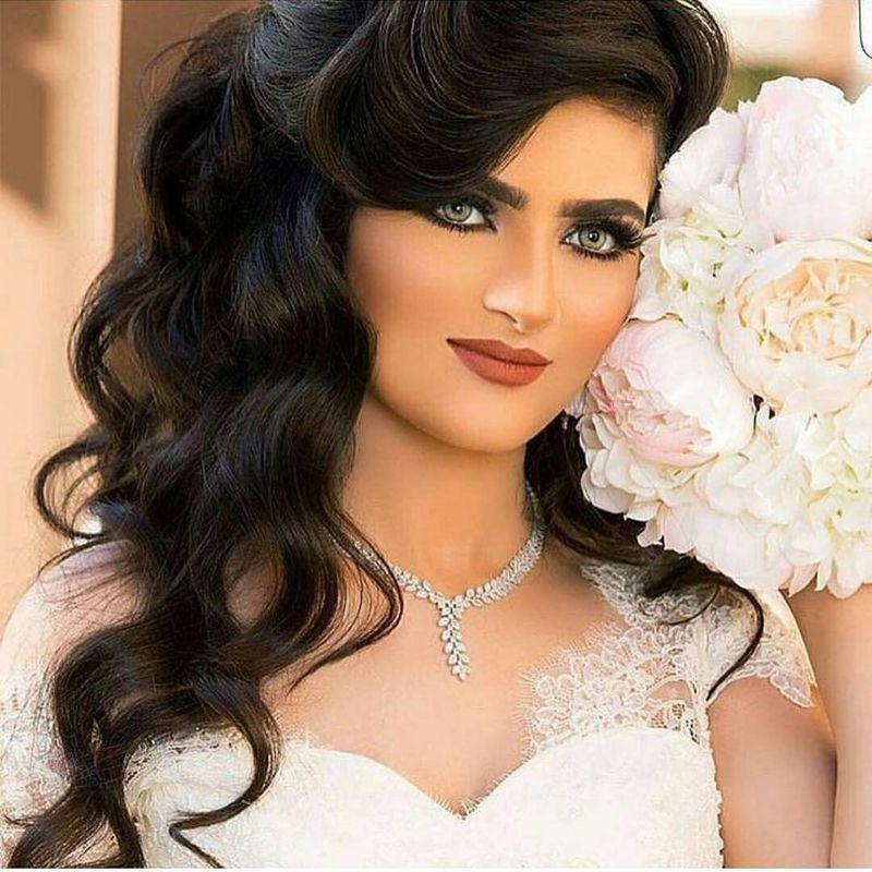 صورة تسريحات عرايس انستقرام , البومات صور لتسريحات العرائس