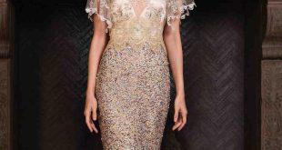 فستان سهرة 2020 , فساتين صيفية للسهرات