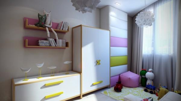 بالصور اجمل الوان تناسب غرف نوم الاطفال , الافكار المناسبه لاختيار لون غرفه طفلك 614 1