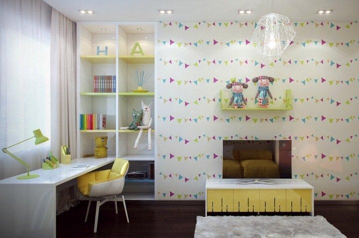بالصور اجمل الوان تناسب غرف نوم الاطفال , الافكار المناسبه لاختيار لون غرفه طفلك 614 2