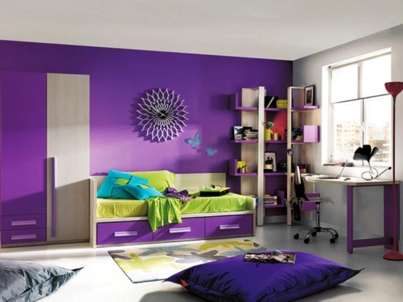 بالصور اجمل الوان تناسب غرف نوم الاطفال , الافكار المناسبه لاختيار لون غرفه طفلك 614 3